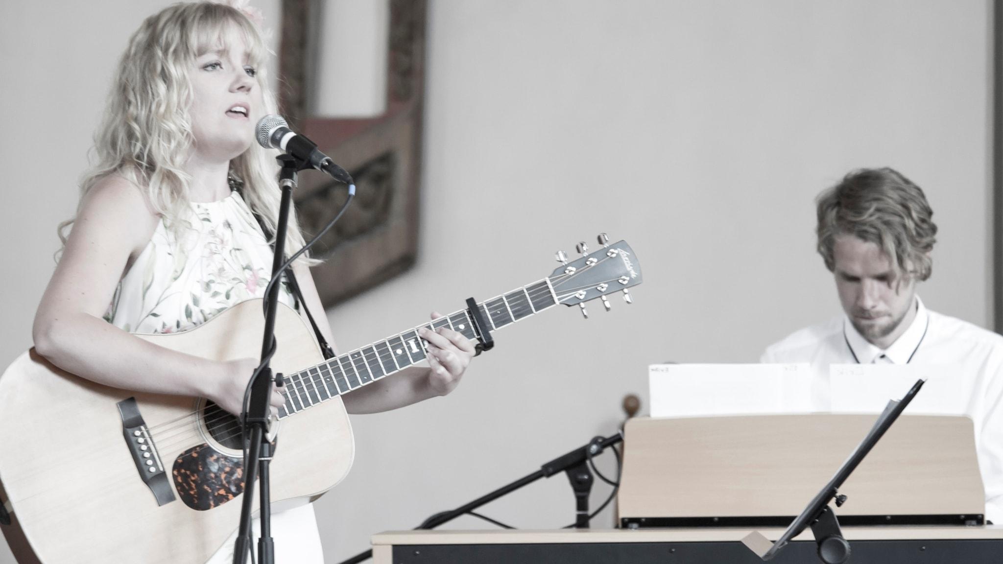 P4 Live med Ida Wiklund