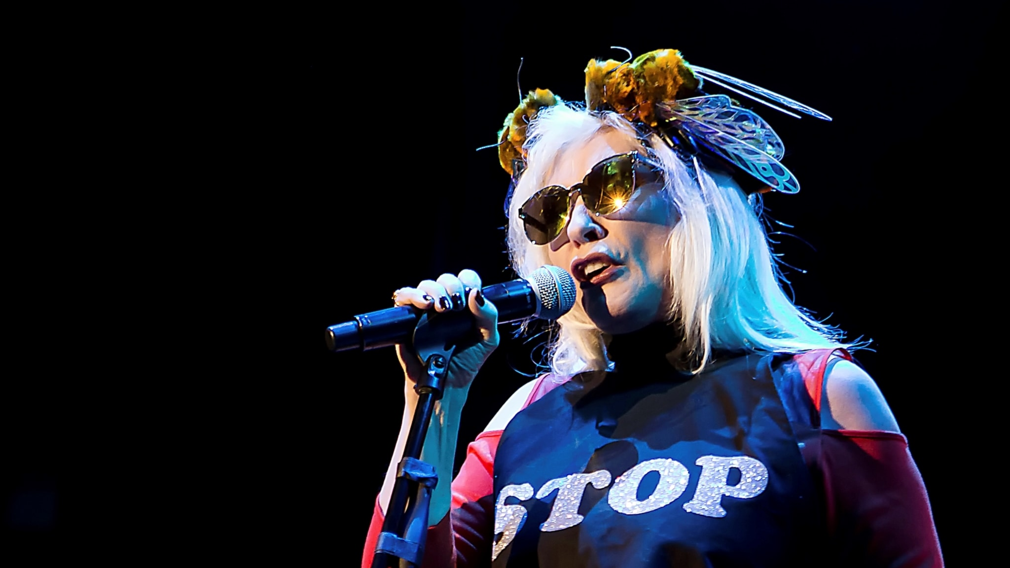 P4 Live med Blondie