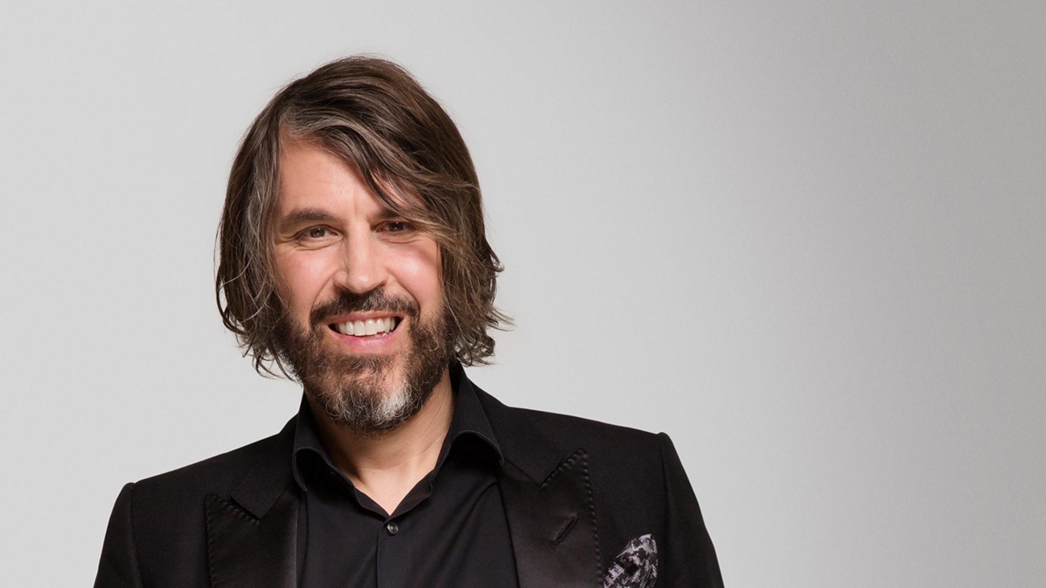 P4 Live med Ted Gärdestad, signerat Peter Nordahl