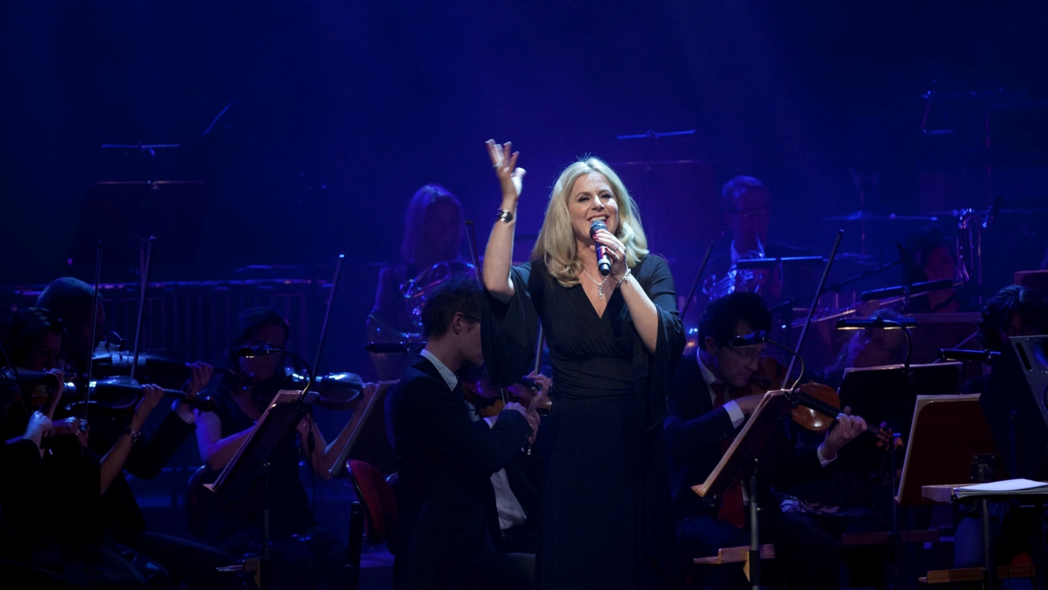 P4 Live En hyllning till Barbra Streisand