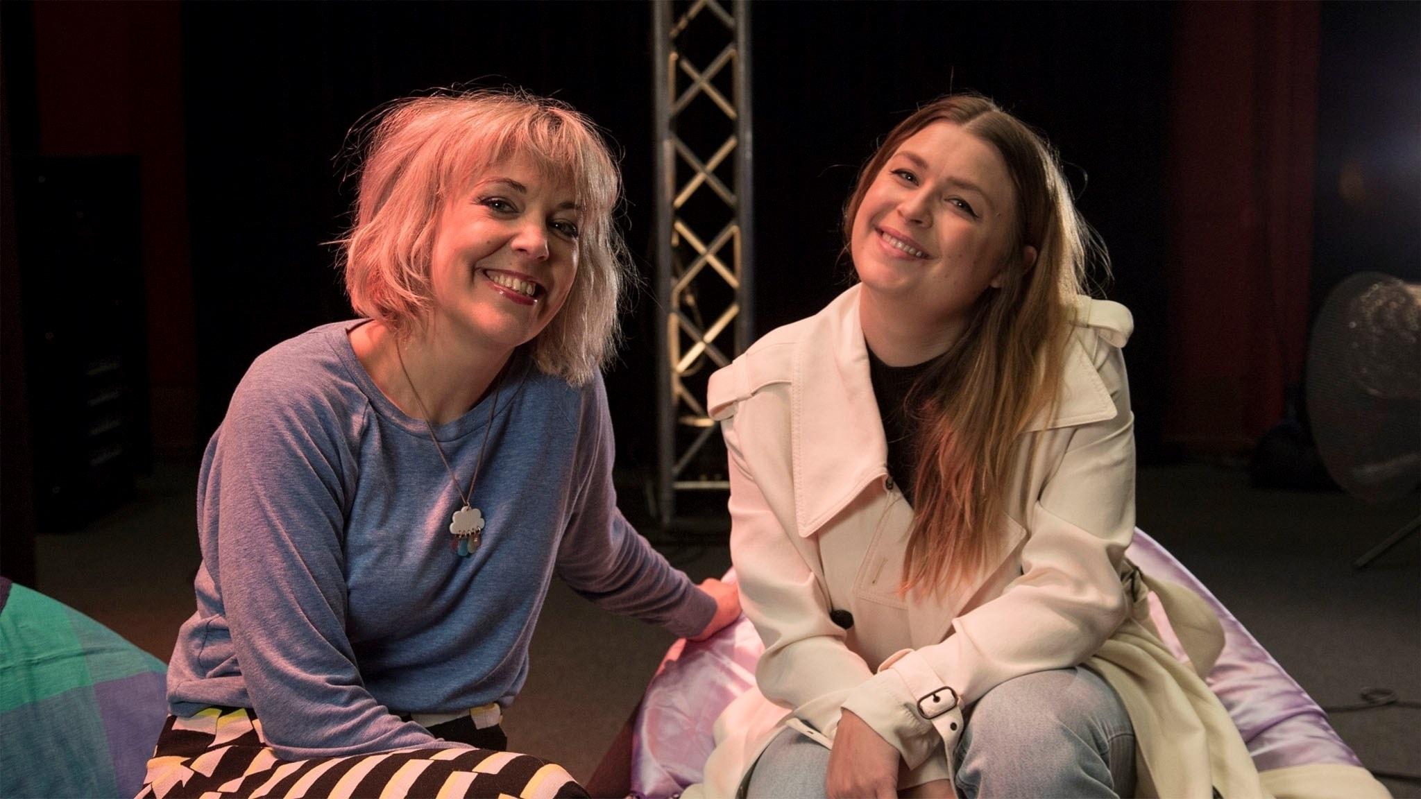 Backstage med Linnea Henriksson