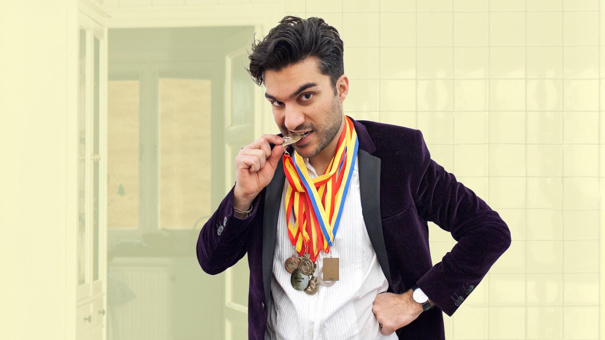 Klarar du Farzads tävling?