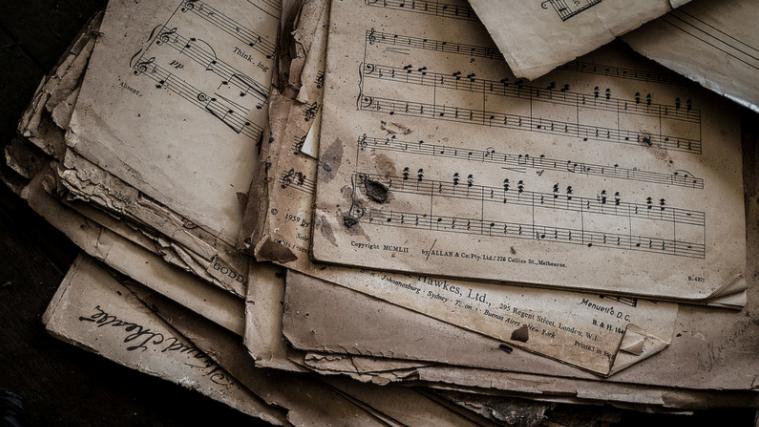 Den återfunna musiken