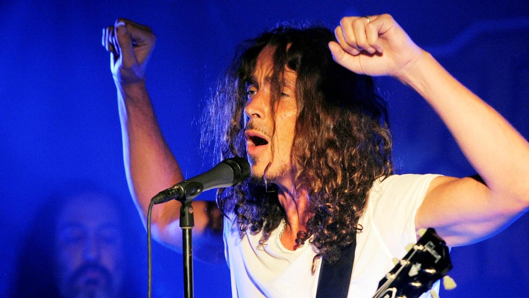 Chris Cornell i P3 Rock 2006