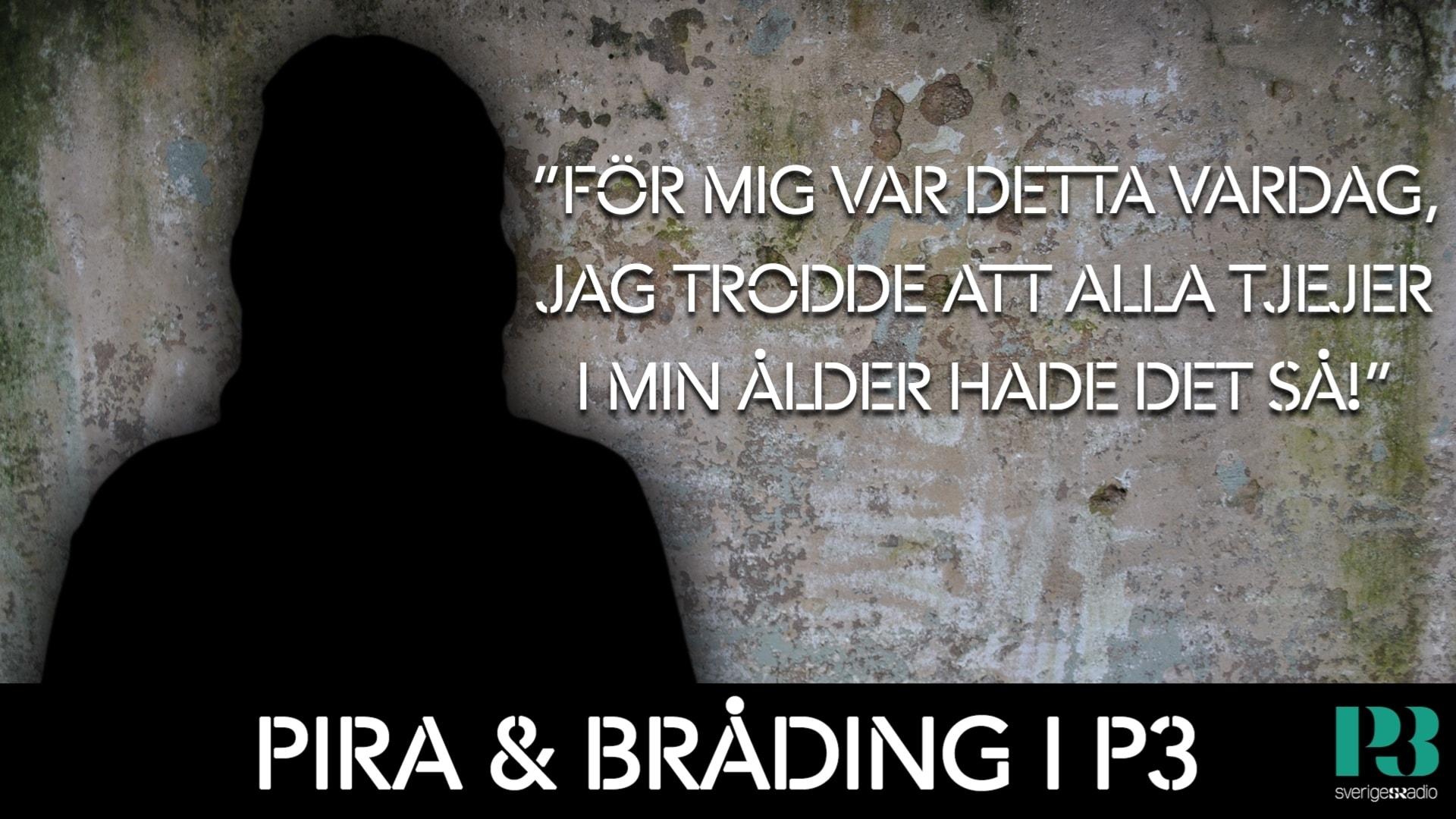 Ebba berättar att hon utnyttjades sexuellt av sin pappa i 13 år