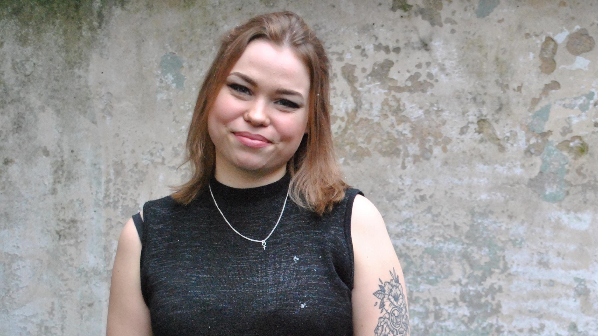 Emilie lever med kroniska smärtor i underlivet