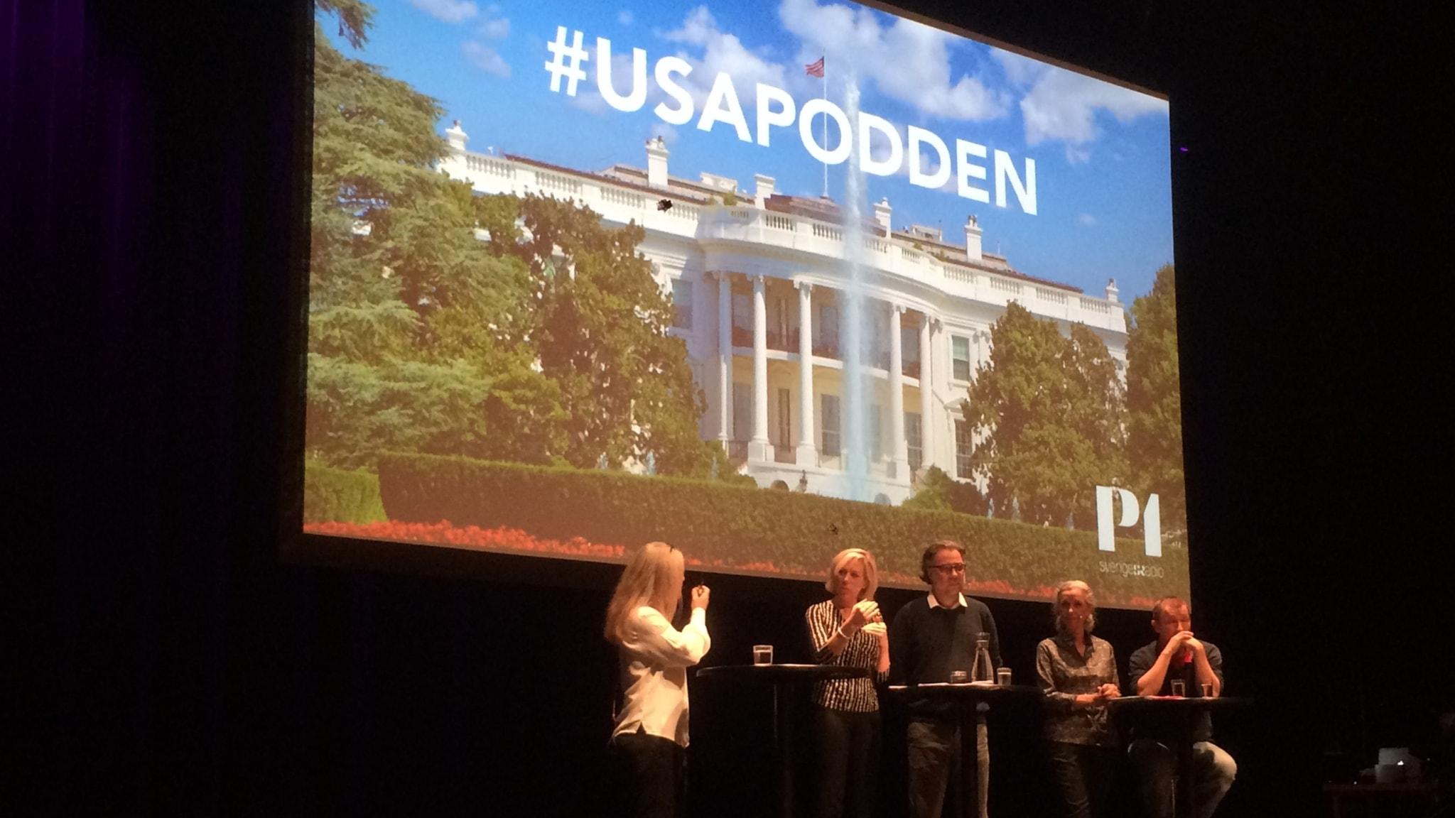 Avsnitt 98: USApodden är i Lund!