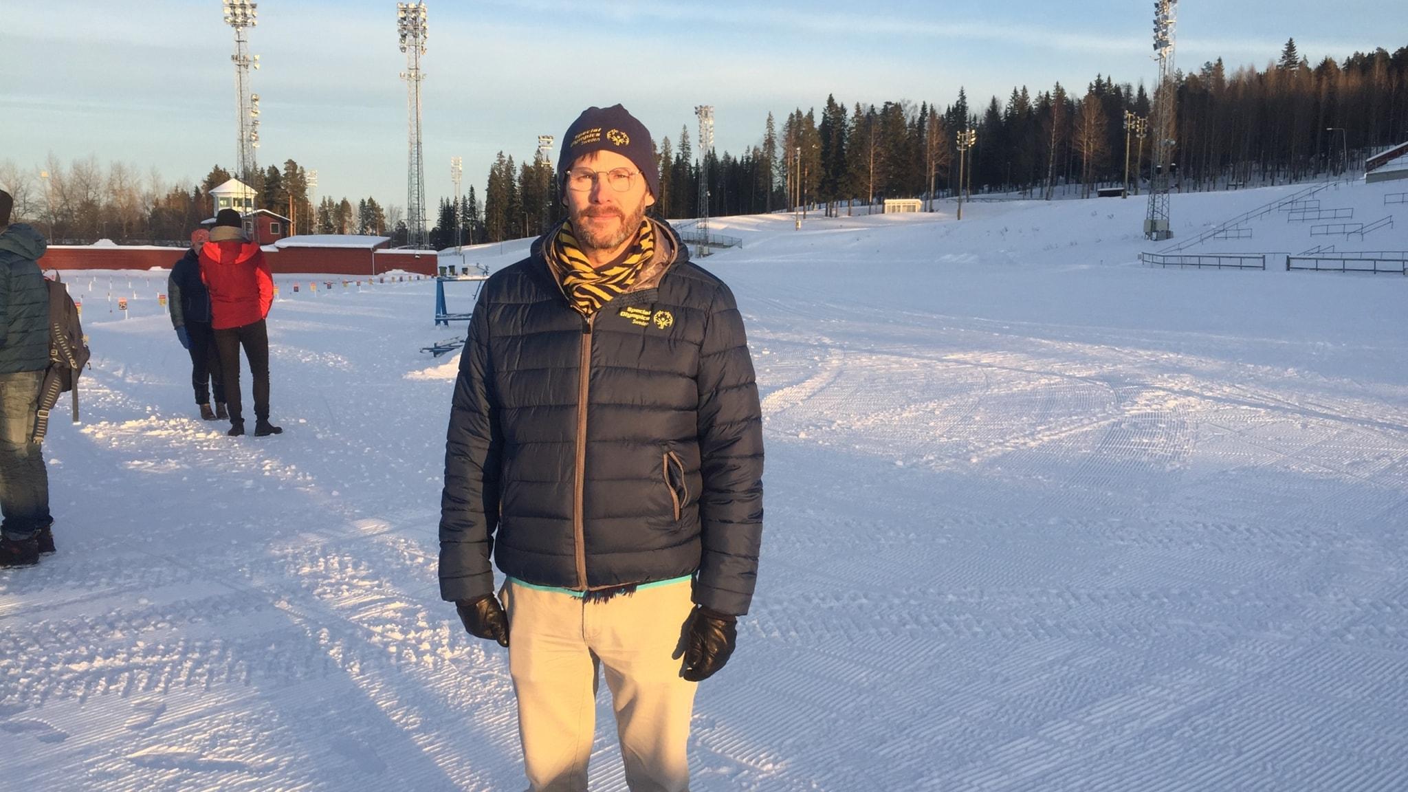 Sverige vill ordna världstävling för idrottare med utvecklingsstörning
