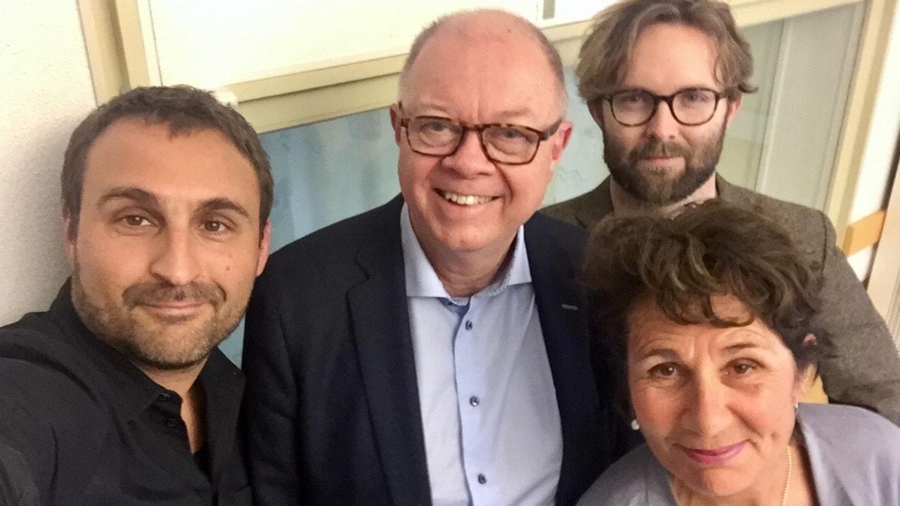 Avsnitt 12: Le Pen om Stockholmsattentatet, Vel d´Hiv och Mélenchon som TV-spel