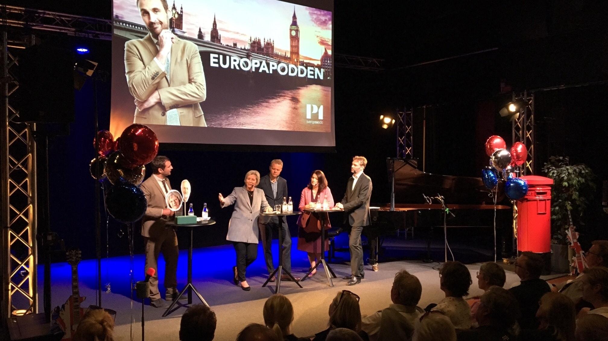 Avsnitt 22: Live inför brittiska valet med Ann Linde och Jennie Abrahamson