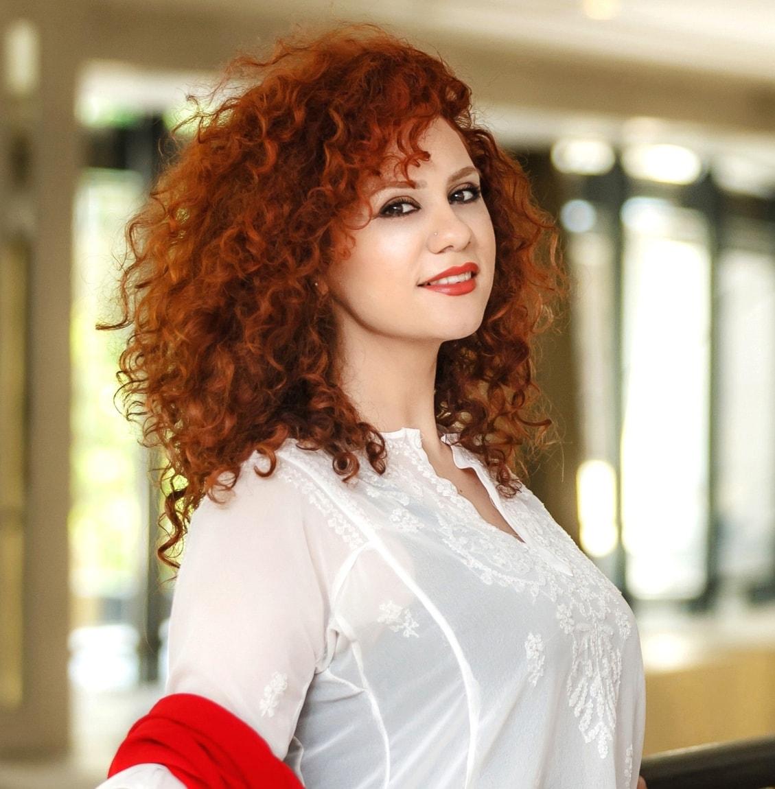 Populära artisten Lena Chamamyan och undersköterskan Oday Sabah gästar programmet