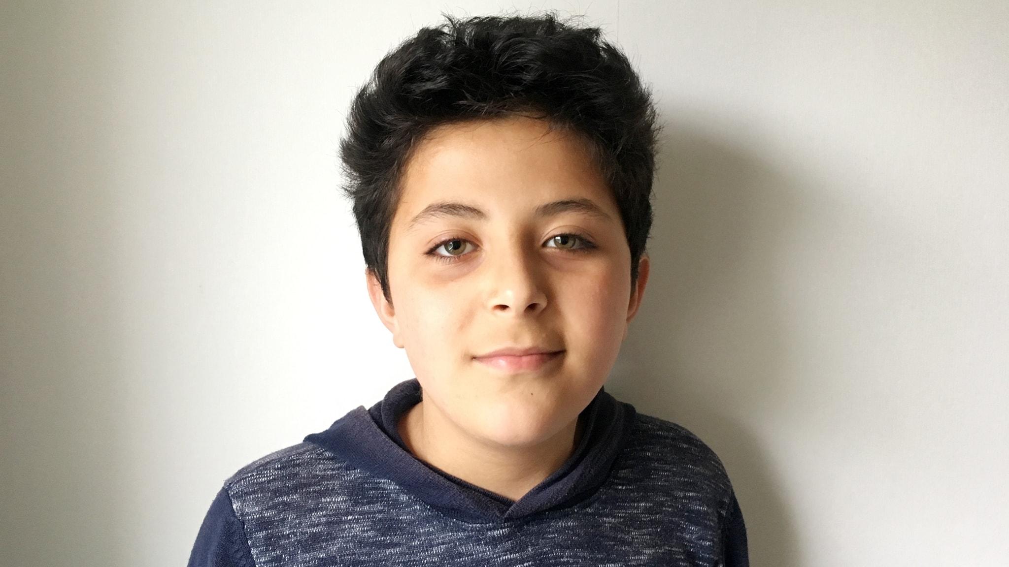 Dokumentär: Mohammad och skolan