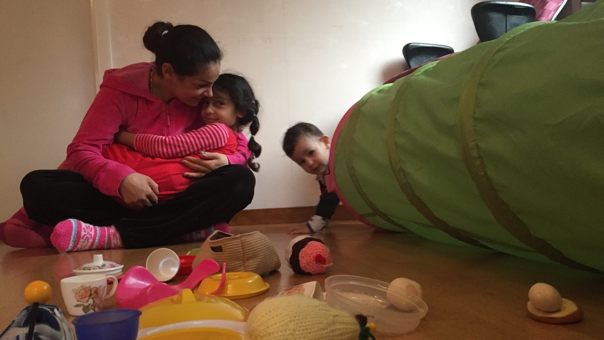 Koulit Alshehade del 2: Barnen undrar nog var vi hör hemma