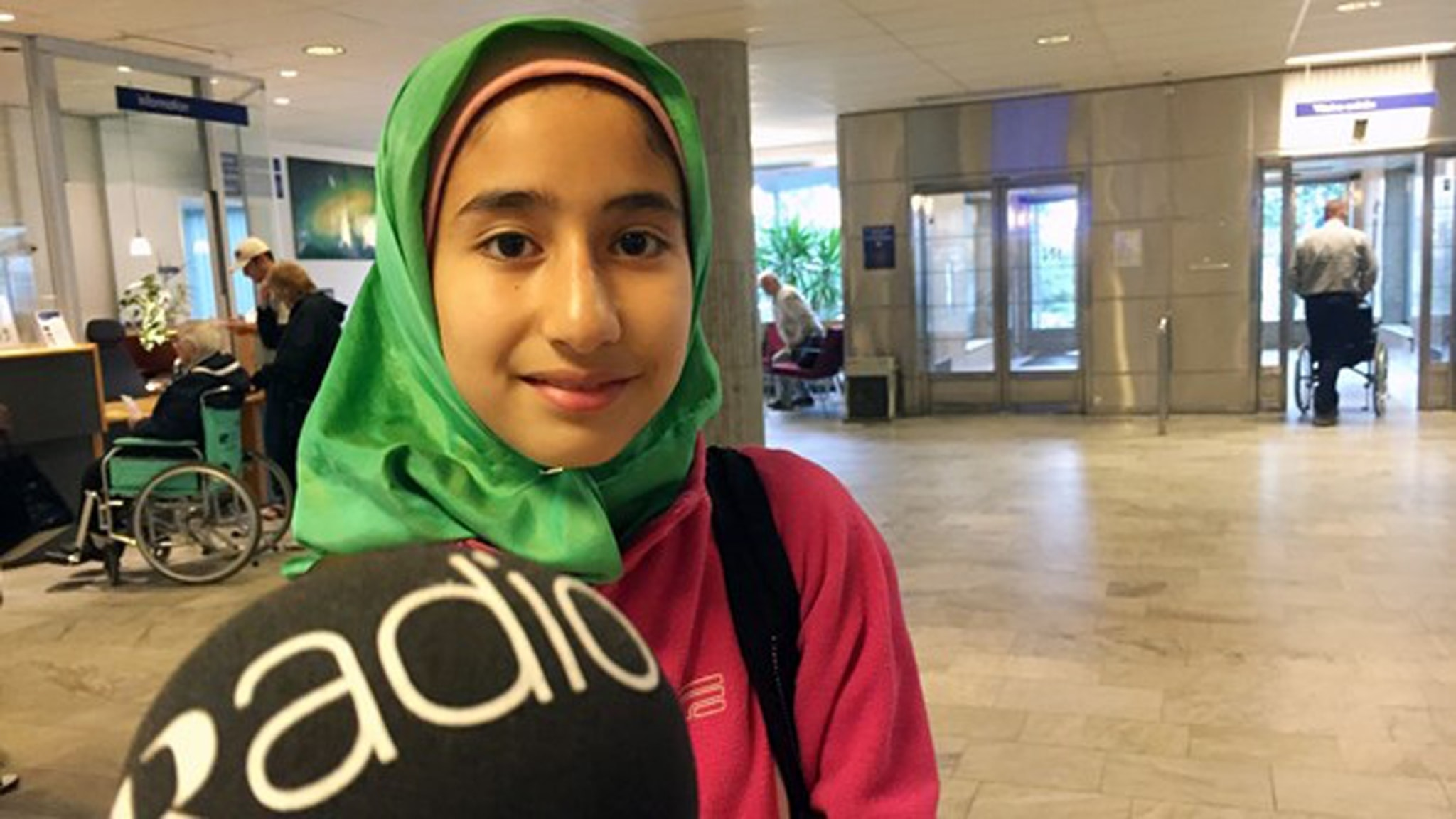 Asma Mousavi del 1: Jag drömmer om att bli en känd hjärnkirurg