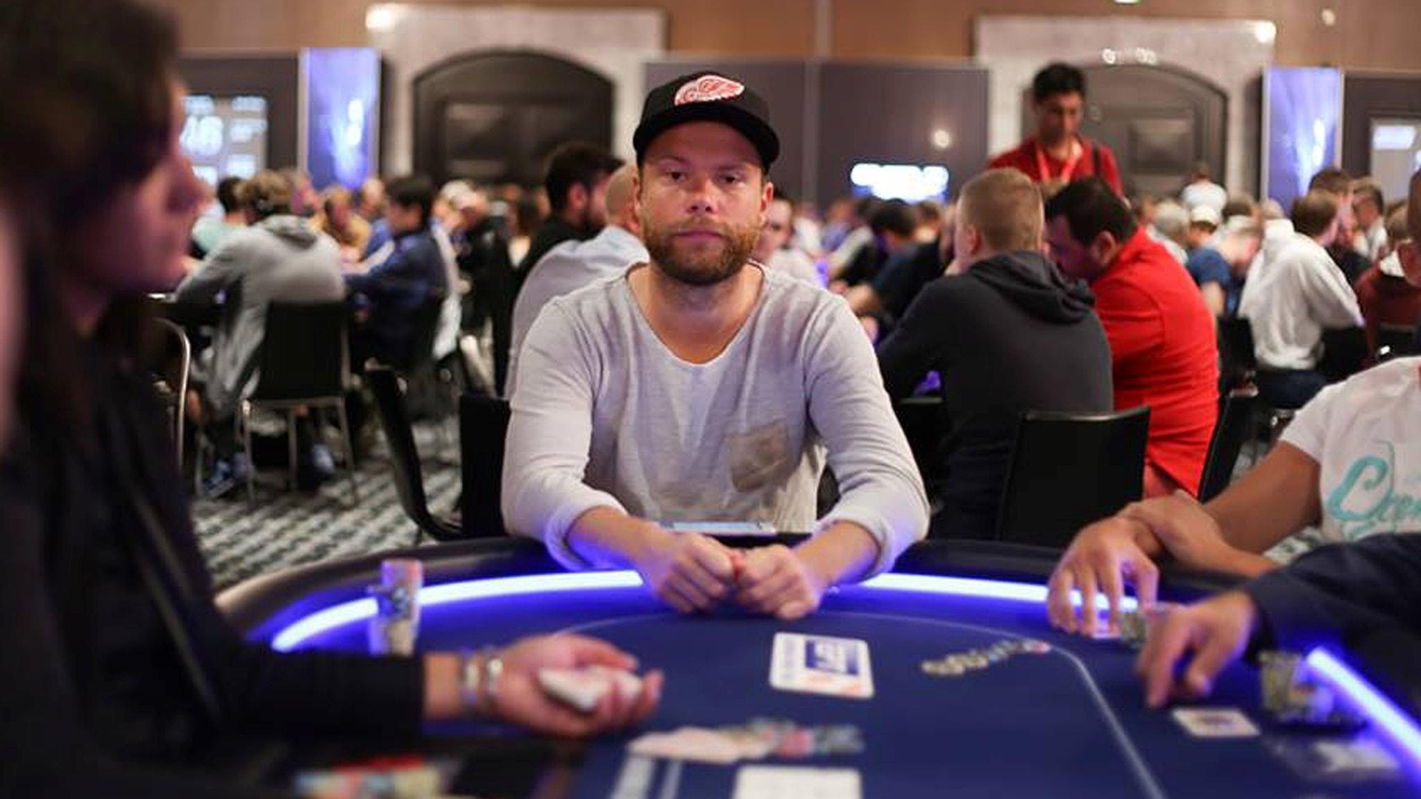 Jag är pokerproffs