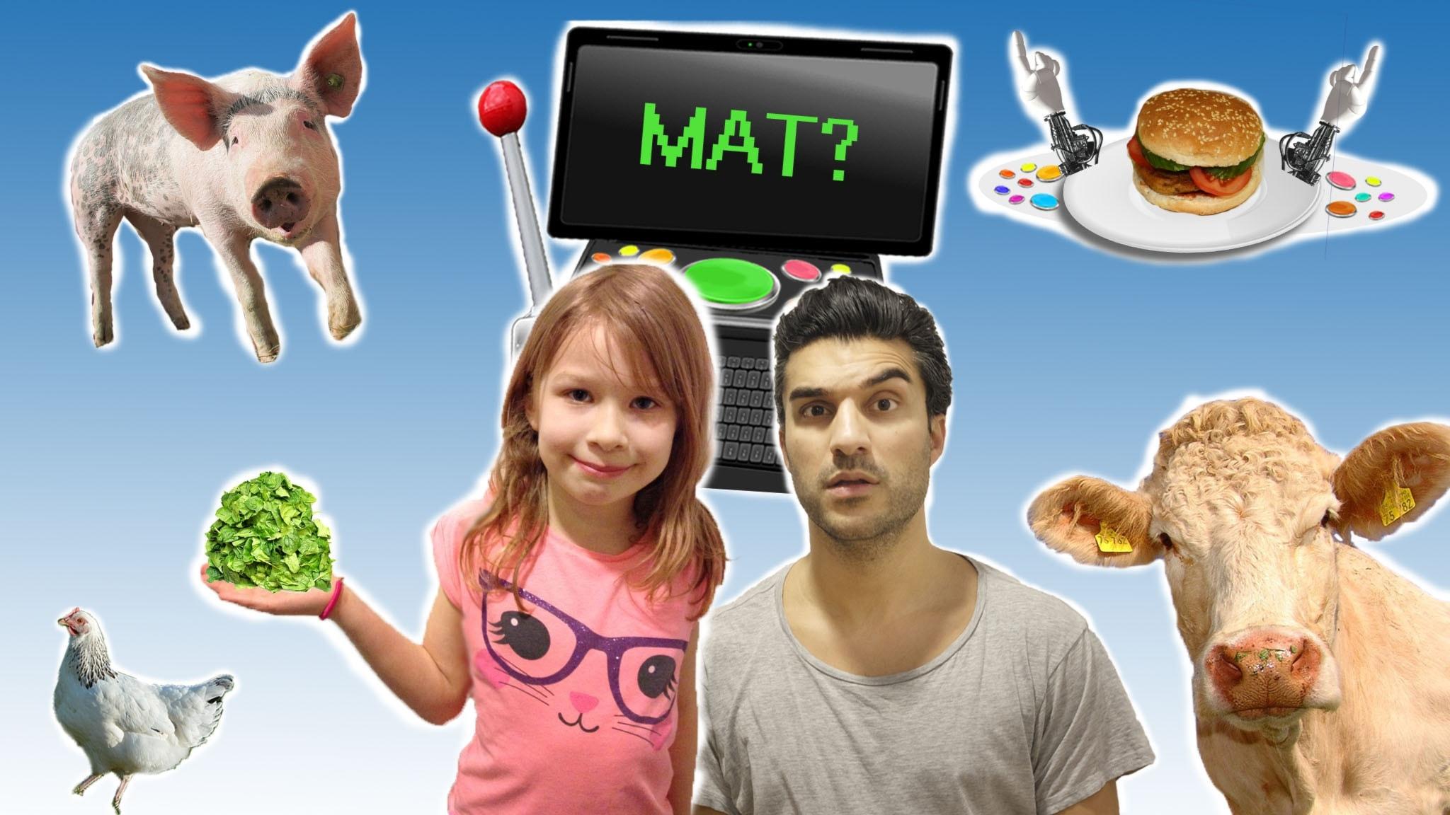 Vad kommer vi äta för mat i framtiden?