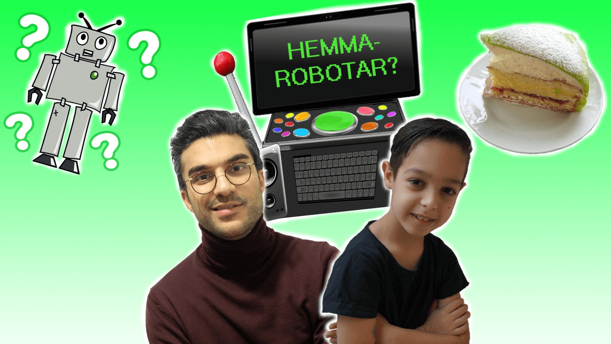 Vad kommer vi ha för hemma-robotar i framtiden?