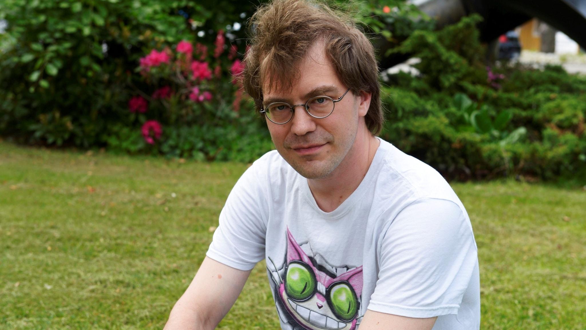 Simon Lundström om civil olydnad efter att han friades i Mangafallet