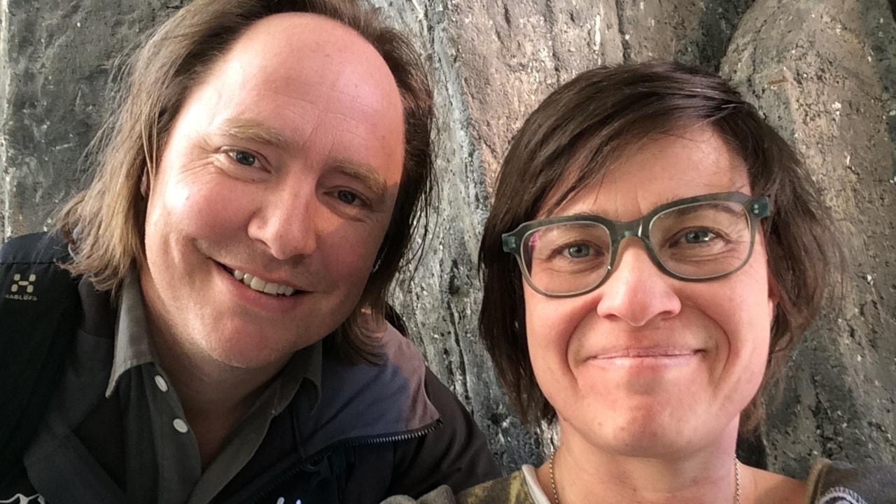 Ola Skinnarmo -  om lärdomar från resorna och om äventyrstrenden