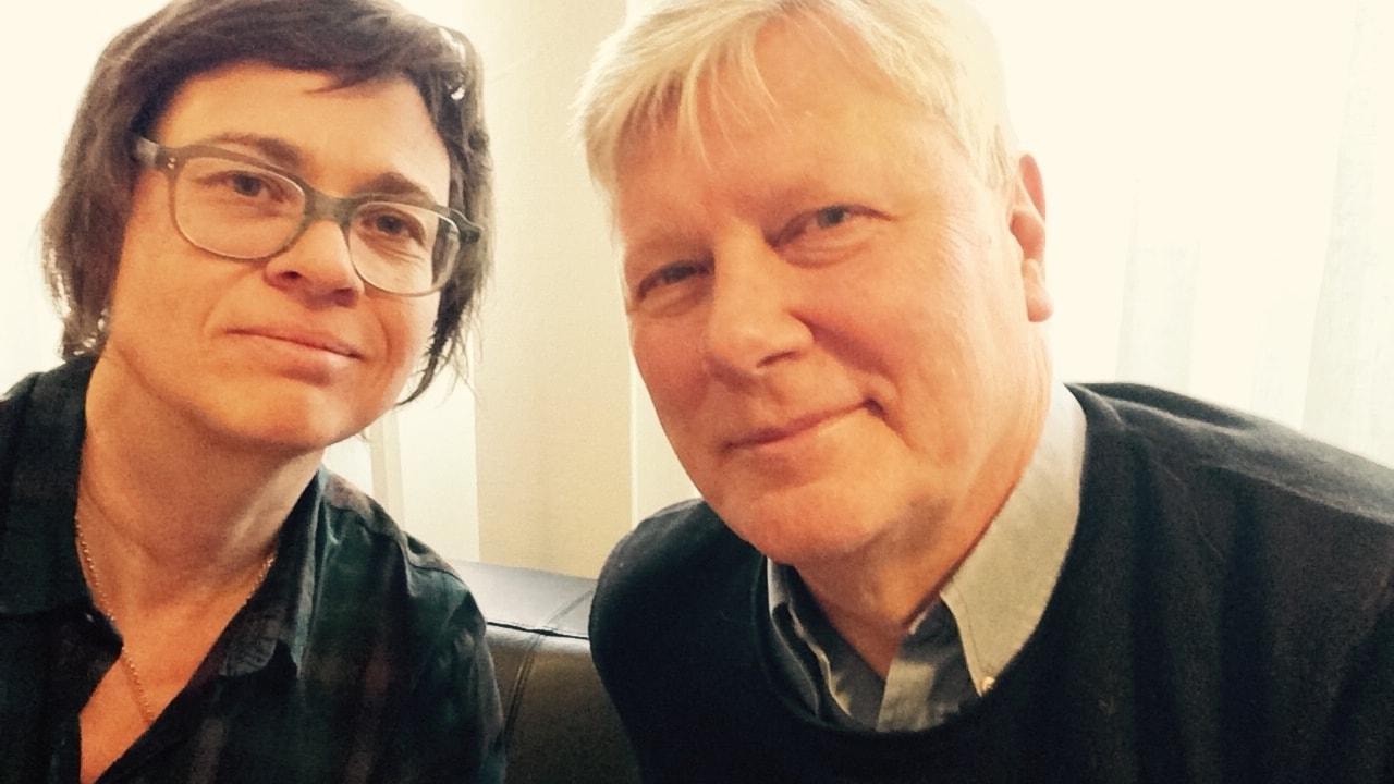 Lars Ohly - förre vänsterpartiledaren som har en fot kvar i politiken