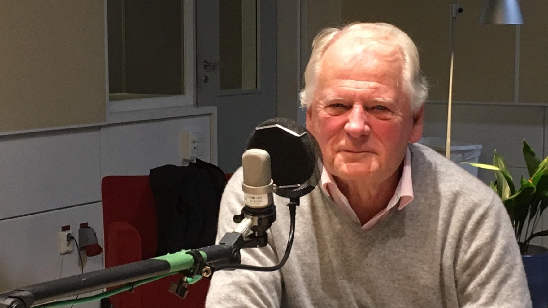 Olof Johansson - centerledaren som samarbetade med S