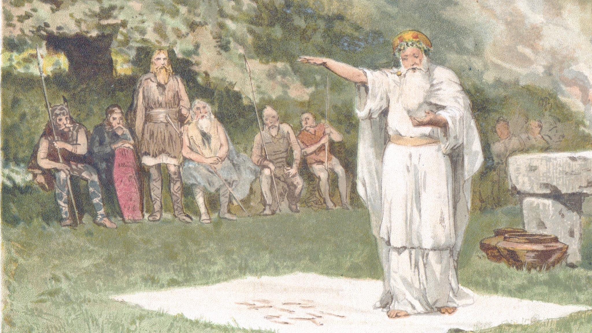 Germanerna – mellan myt och verklighet