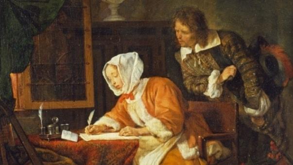 Könens kamp om historien - spela