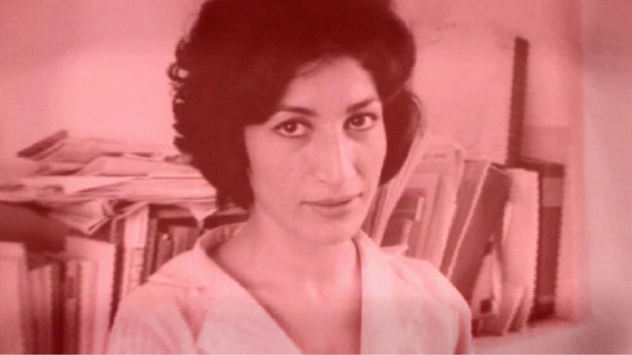 Bara i poesin fann Forough Farrokhzad verklig frihet