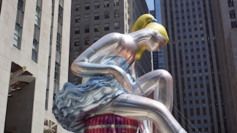Rockefeller Plaza, New York
