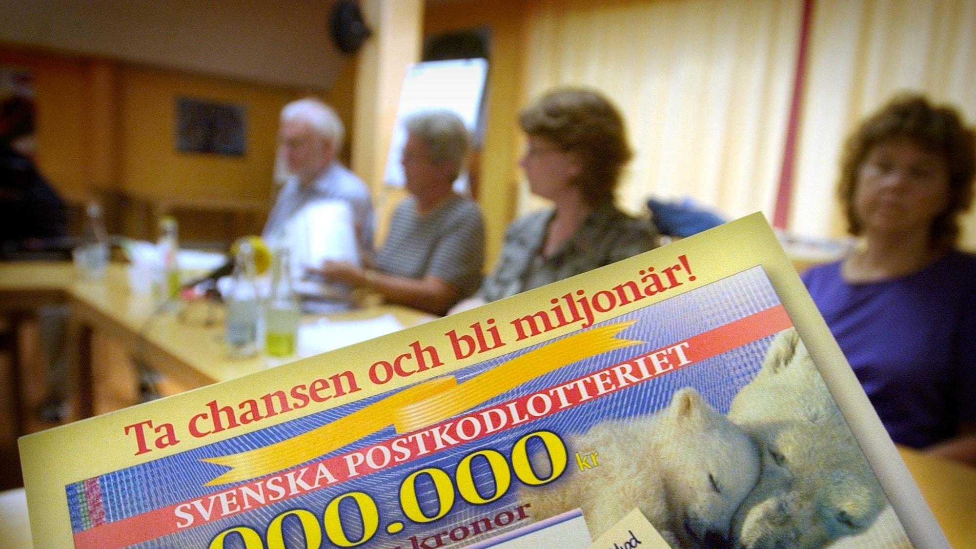 Postkodlotteriet som kultursponsor och Skarsgård gör röst till barnfilm