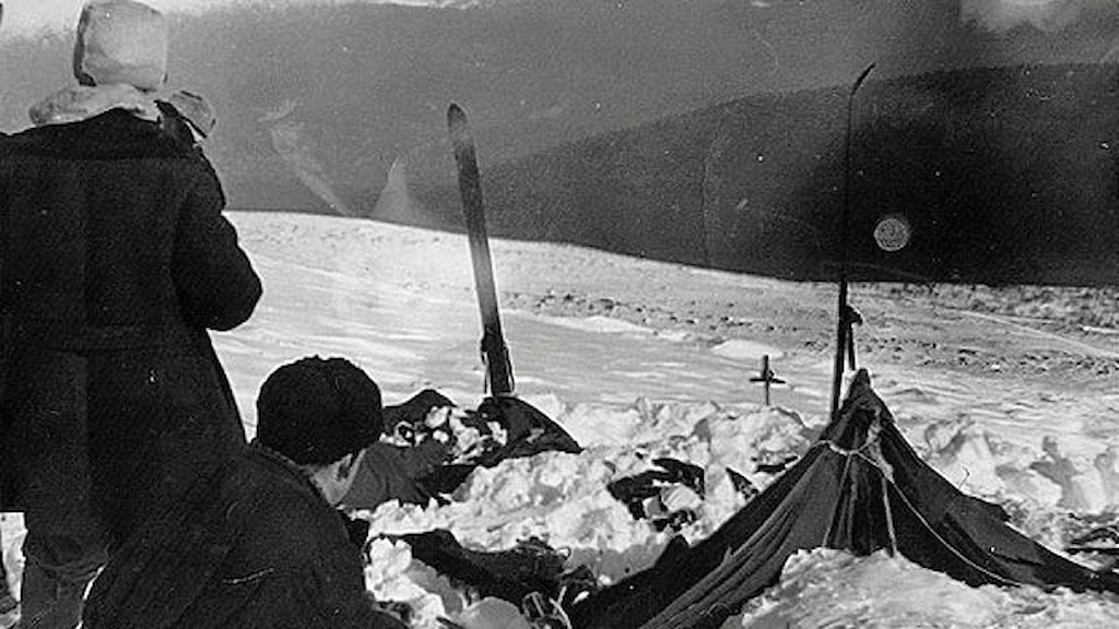 "By Soviet investigators - ""Mysterious Deaths of 9 Skiers Still Unresolved"", Public Domain,"