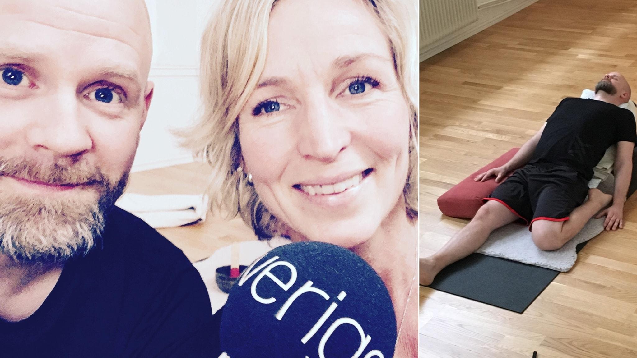 Yoga - Bikram och yin