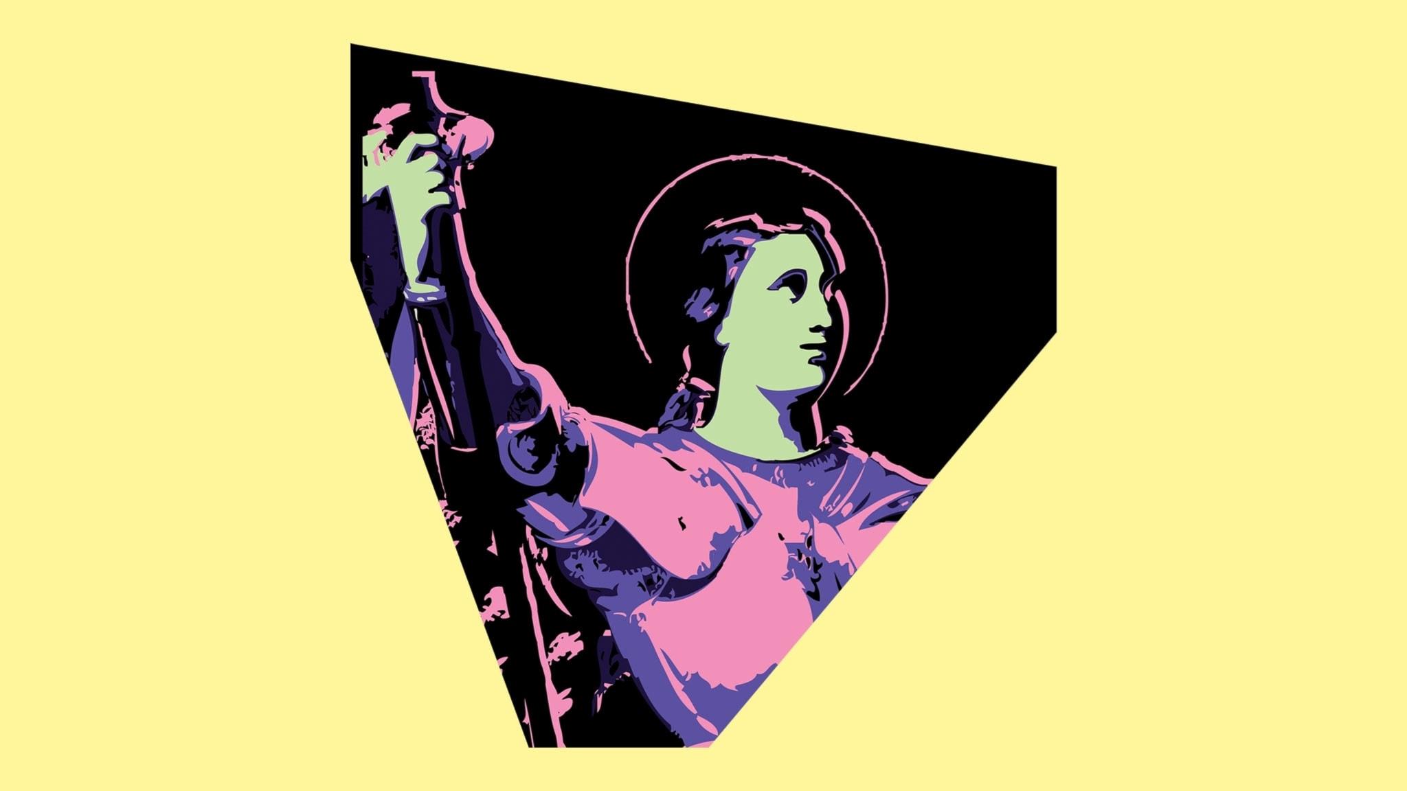 Jeanne d'Arc - helgon, häxa eller härförare?