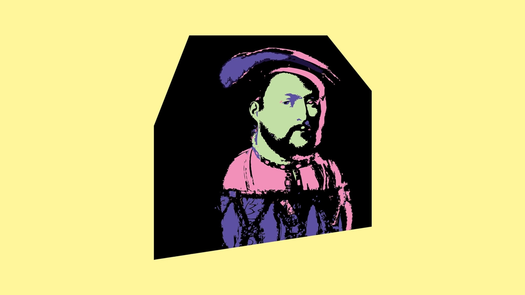 Henrik VIII - hustrumord och storhetsvansinne