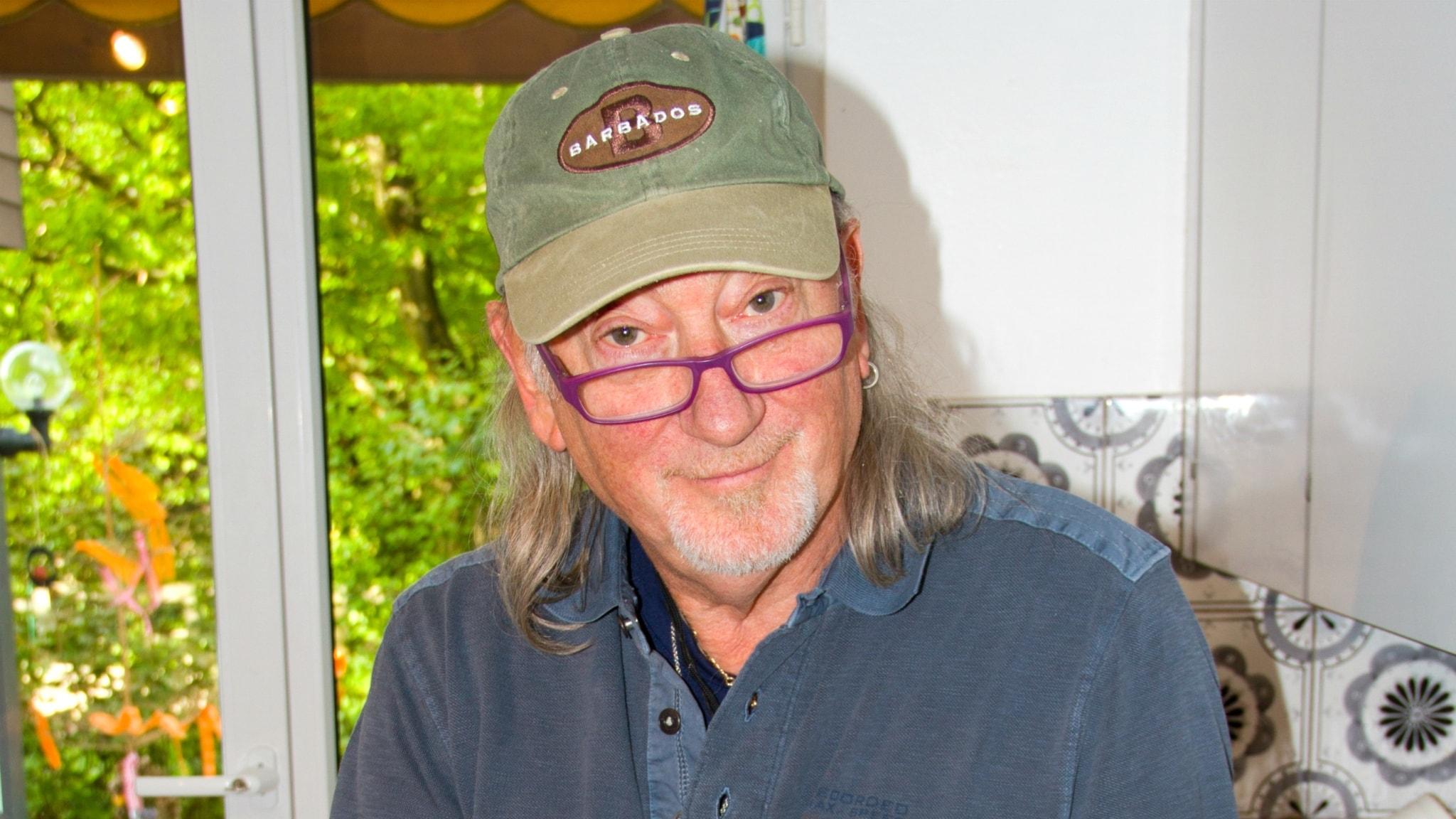 Roger Glover: Att baka är lite som att skriva musik
