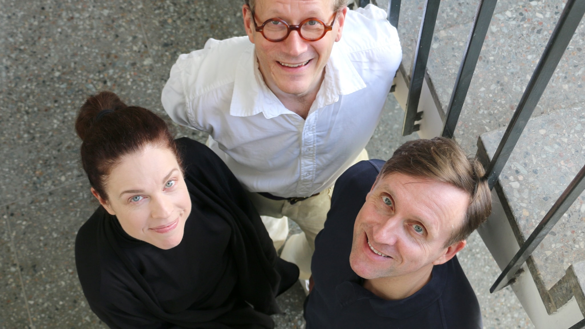 Göran Everdahl, Jessika Gedin och Johan Hakelius
