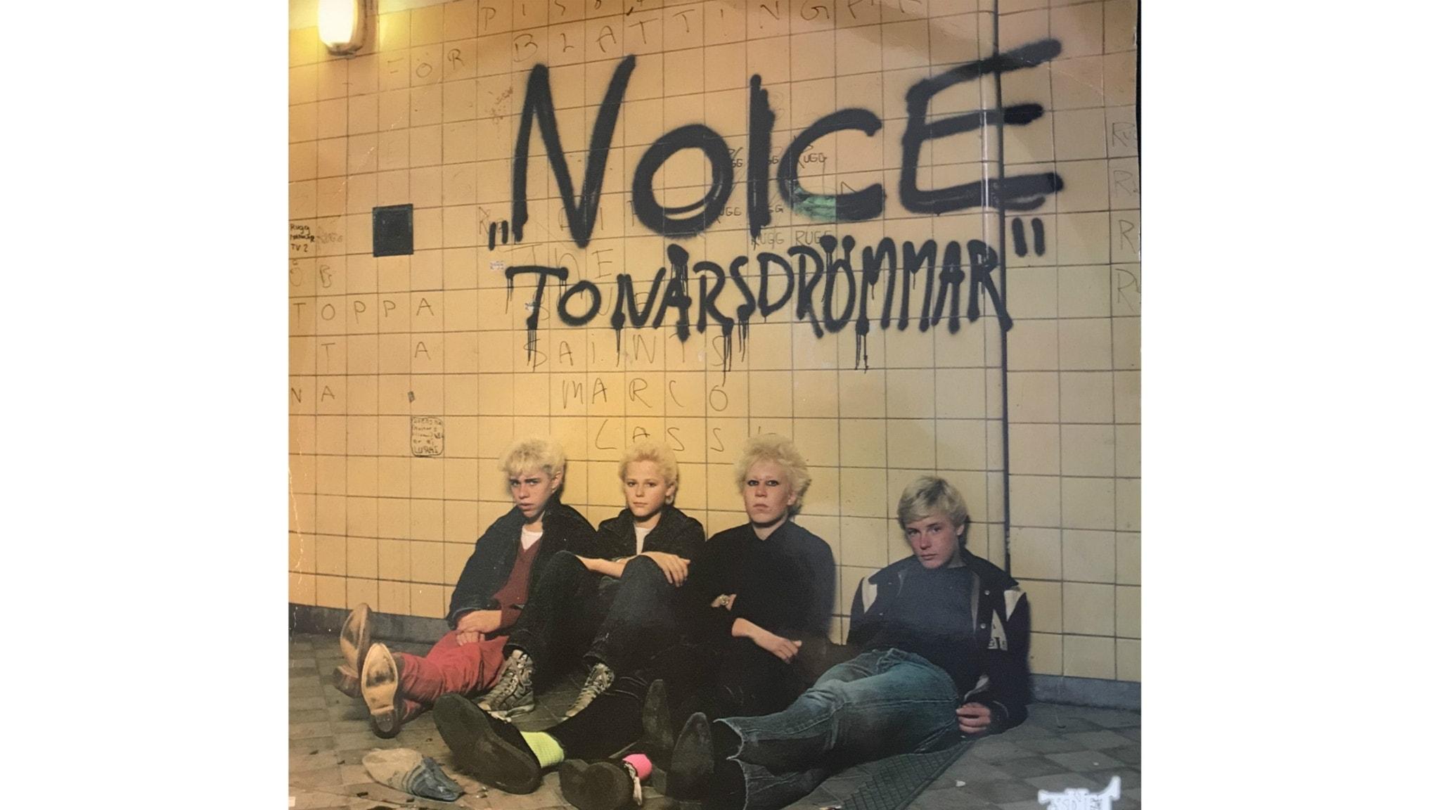 Legendariska bandet Noice på Musikplatsen