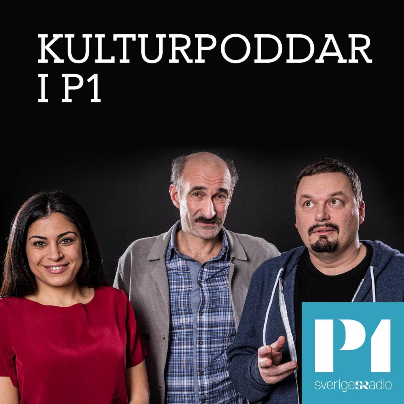 Kulturpoddar i P1