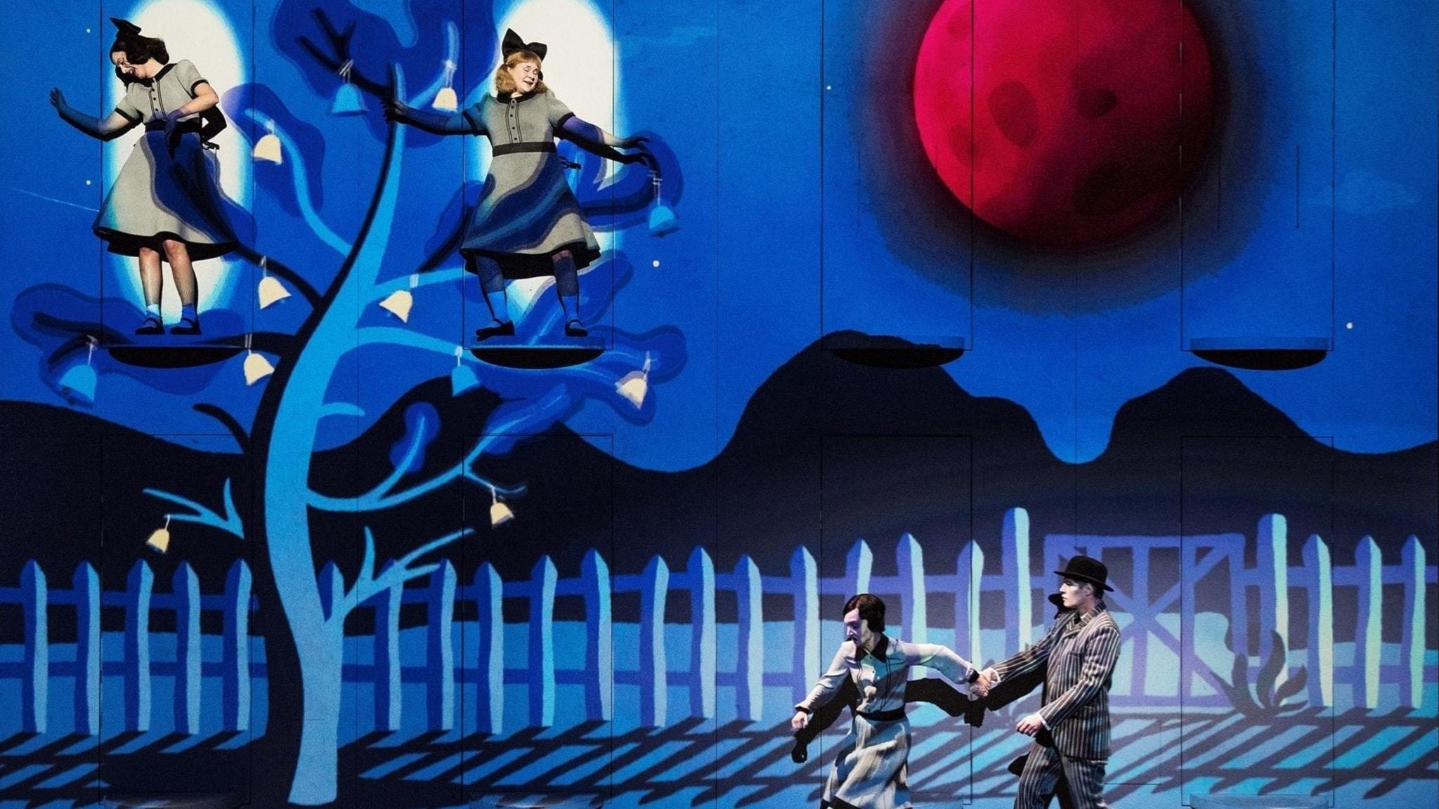 Det blåser på månen – en barnboksklassiker