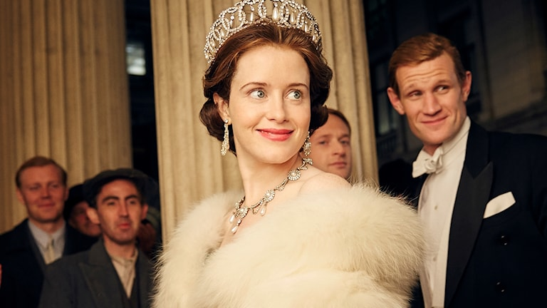 Ur tv-serien The Crown. Foto: Robert Viglasky/Netflix