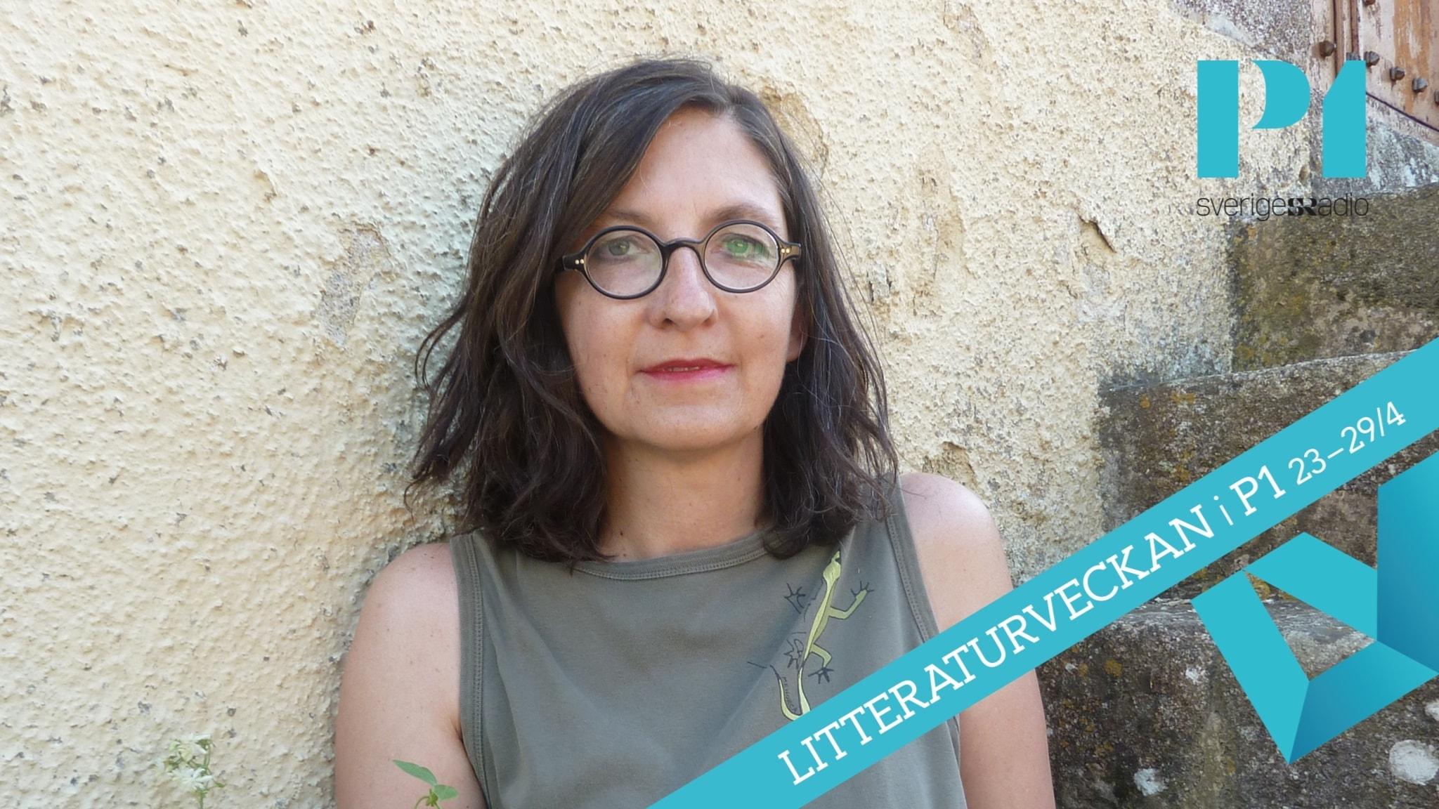 Litteraturveckan i P1: Sveriges Radios Romanpris till Caterina Pascual Söderbaum