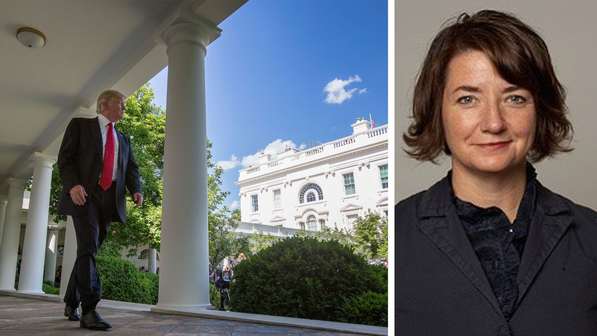 Uppgifter: Karin Olofsdotter ny ambassadör i Washington - Nyheter (Ekot)