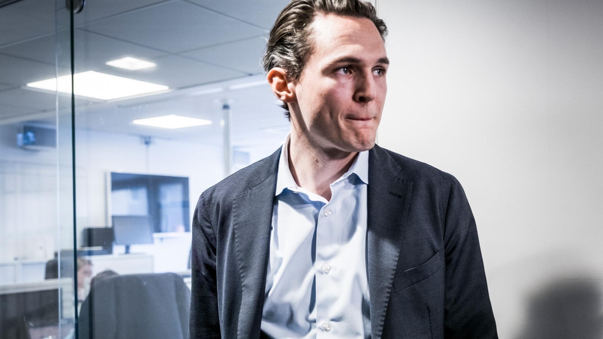 Allras vd Alexander Ernstberger häktas