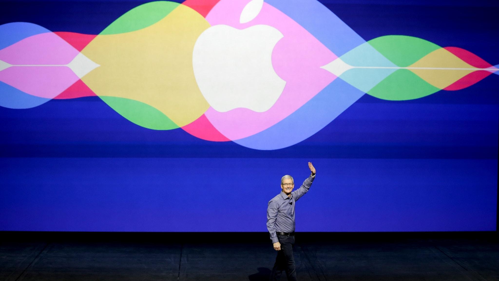 Apples ödestelefon och Nordeas finska framtid