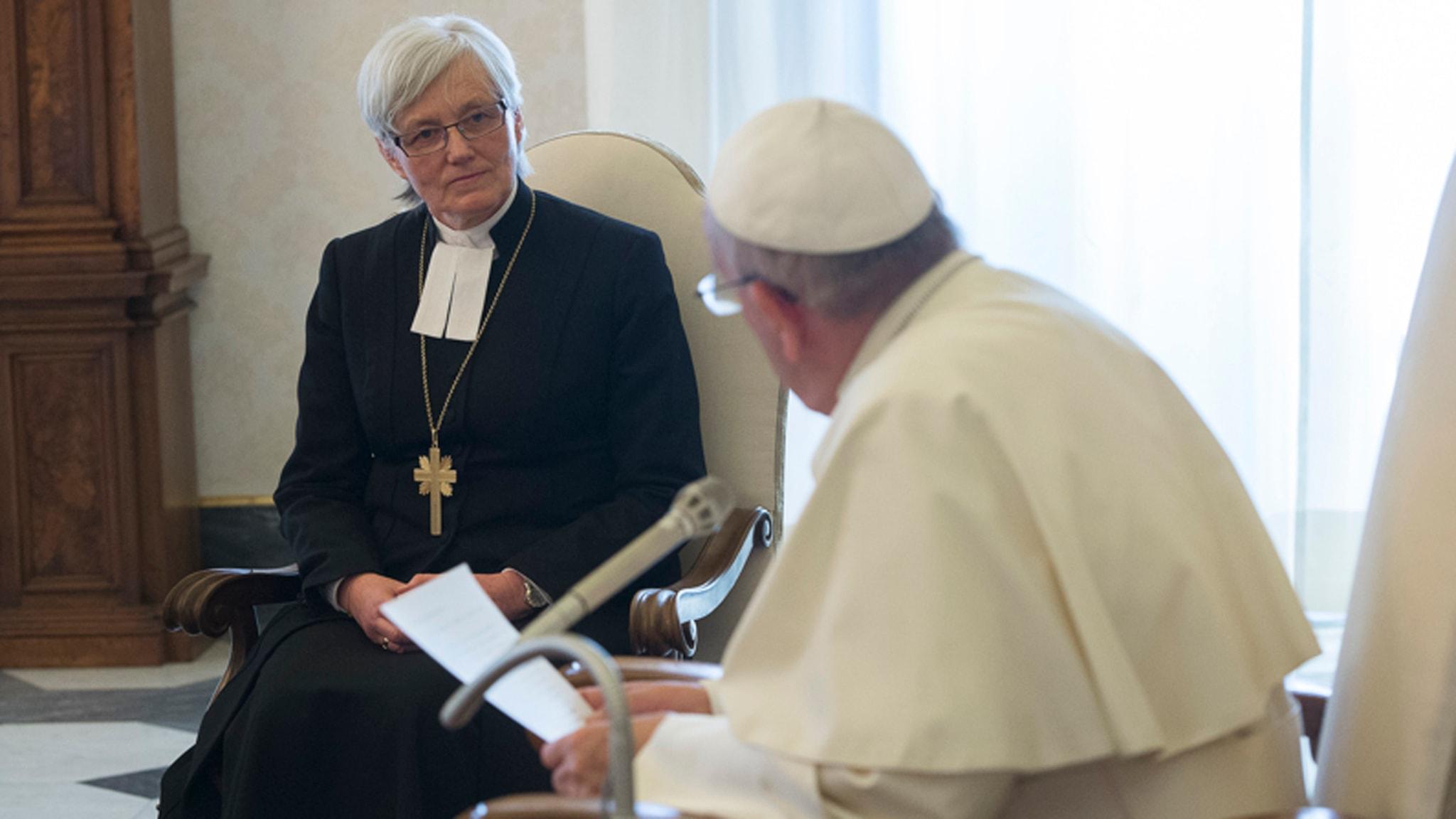 sveriges ärkebiskop