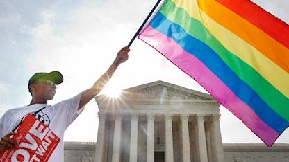 Kan homosexuella par gifta sig i kyrkan