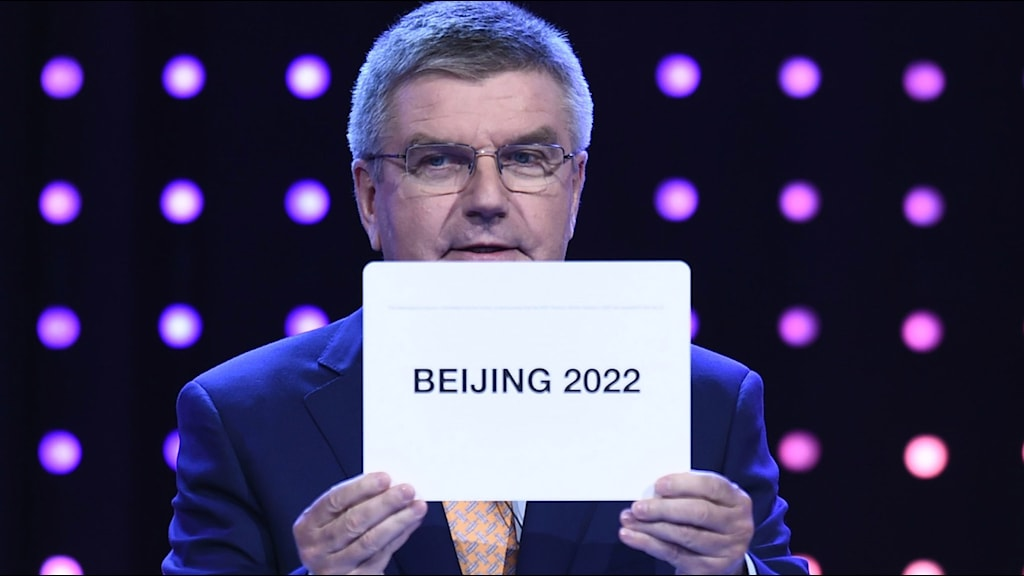 Winter Olympics 2022 to Beijing, Photo: TT
