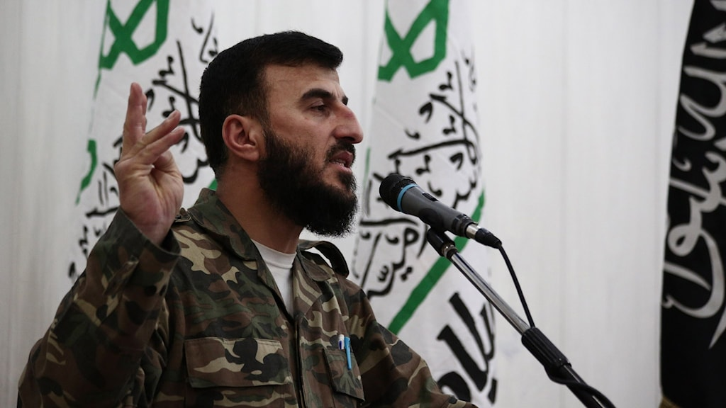 Zahran Alloush
