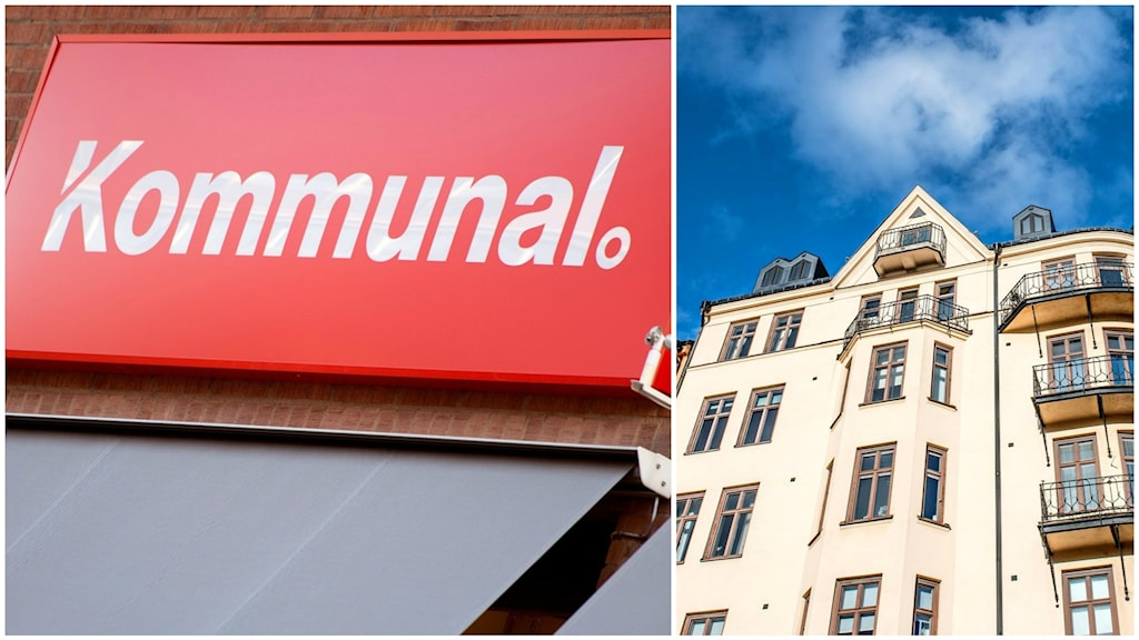 The Swedish Municipal Workers' Union, Kommunal, is now accused of doling out prime real estate to its top brass and members of the Social Democrats. Photo: TT.