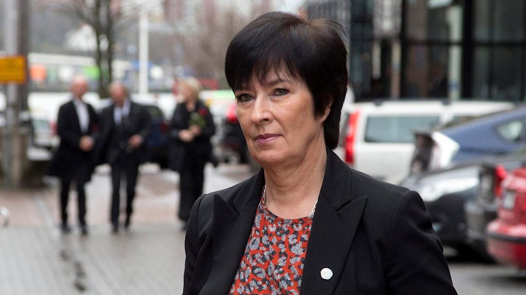 Mona Sahlin erkänner brott - Nyheter (Ekot)